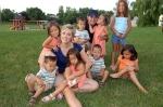 Jon, Kate, Cara, Madelyn, Collin, Leah, Joel, Hannah, Aaden and Alexis